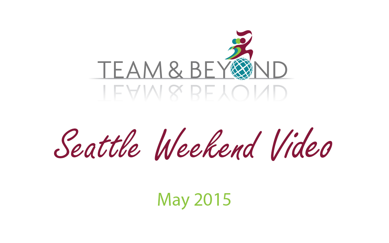 Seattle Weekend Video May 2015