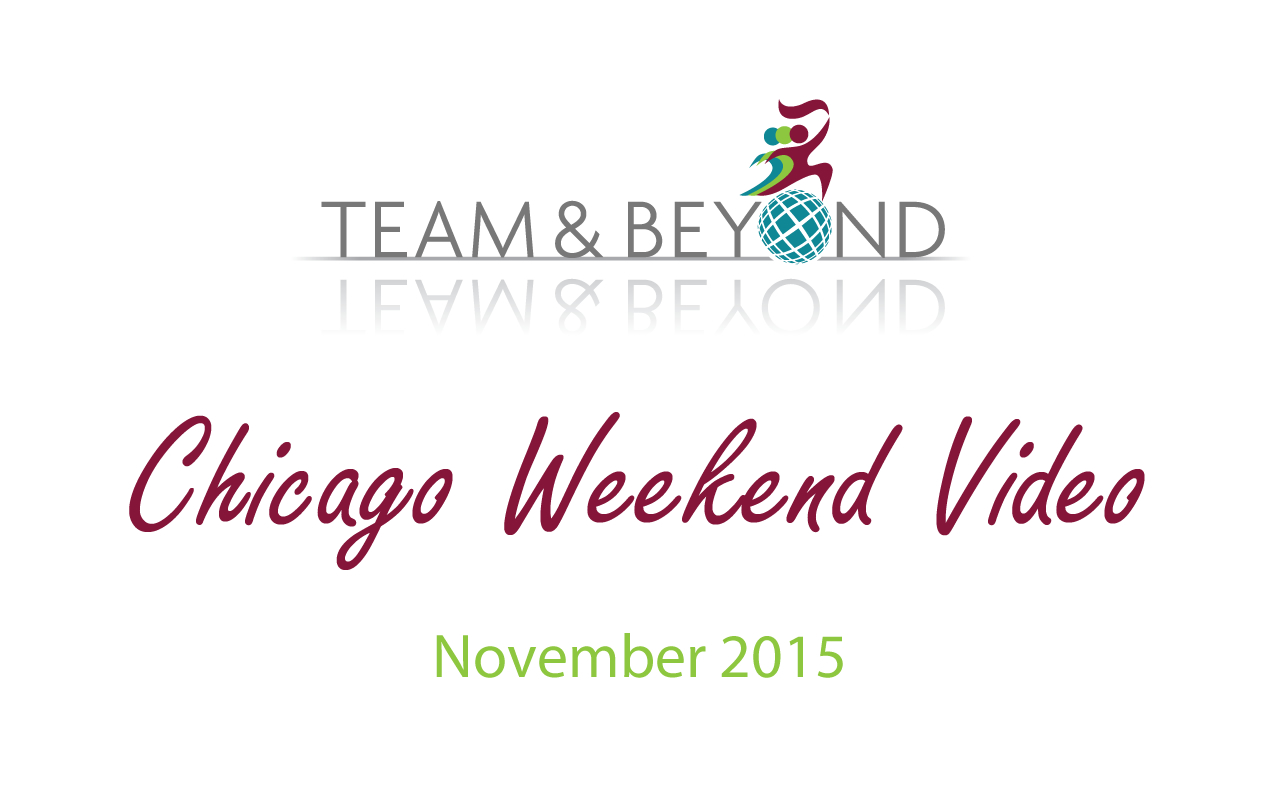 Chicago Weekend Video - November 2015