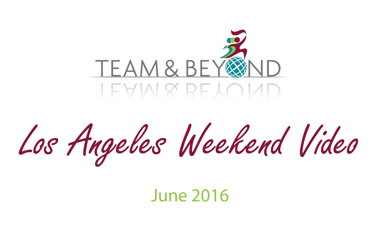 Los Angeles Weekend Video - June 2016
