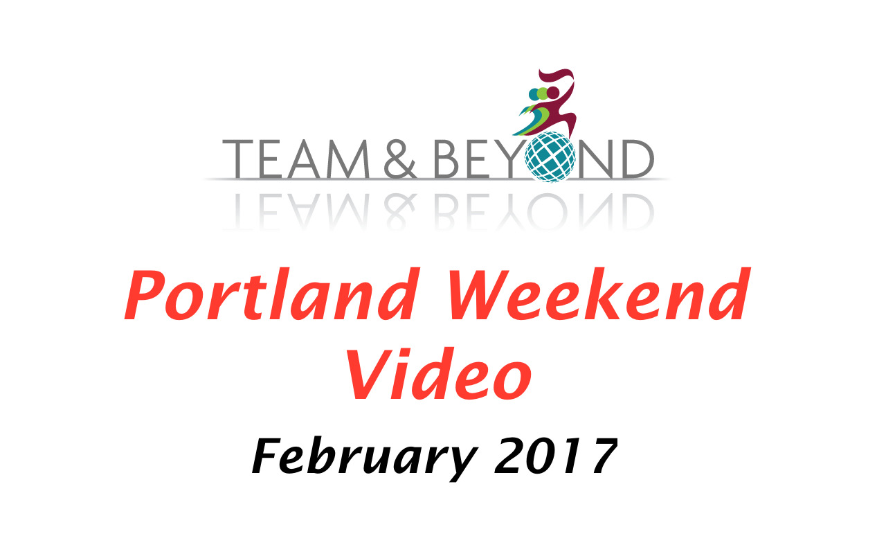 Portland Weekend Video - February 2017